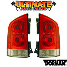 Tail Light Lamp (Left and Right Set) for 2005 Nissan Armada (From 1/2005)