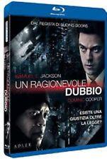 Blu Ray  UN RAGIONEVOLE DUBBIO (2014) *** Dominic Cooper,Samuel L. Jackson ***