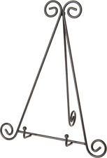 """Bard's Black Metal Easel, 15"""" H x 12"""" W x 10"""" D (Pack of 2)"""