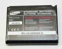 Lot of 5 OEM Samsung AB813851CA Cell phone Battery for Blackjack II Fast Ship