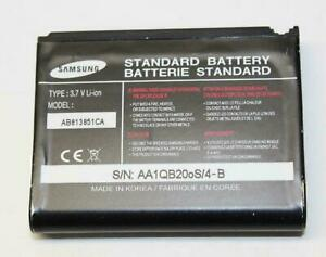 Lot of 5 Original AB553443DA Battery For Samsung SGH-C416 C417 A736 A737