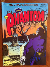 B28, Comic Phantom Frew, P/B VGC, # 1386, The Grave Robbers