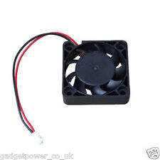 12V dc fan brushless 40MM x 10MM diy ventilation van camper bateau marine pc cpu