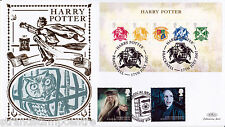 2007 Harry Potter (M/S) - Benham Gold (500) Official - DOUBLED (26 Only)