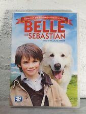 BELLE AND SEBASTIAN - DVD - FRENCH FILM - Reg 1