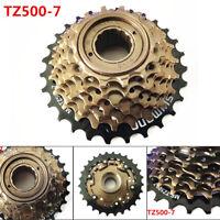 Bicycle Freewheel SHIMANO MTB MF-TZ500-7 Threaded Freewheel 7 Speed 14-28T