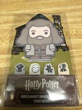 New ListingLoot Crate - Harry Potter - Rubeus Hagrid's Magical Creatures Sticky Notes