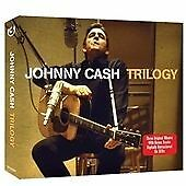 Johnny Cash - Trilogy (2010) BRAND NEW COMPANY SEALED - [SAME DAY DISPATCH]