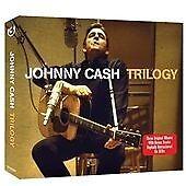 Johnny Cash - Trilogy (2010) [3 CD]