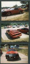 Vintage Car Photos 1980s Chevrolet Chevy Z28 Camaro w/ IROC Bra 993057