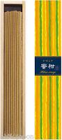 香 Incienso Japones Kayuragi - Mikan Naranja - 40 Varillas + Llaveros Incienso