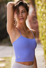 NEW Free People Movement Seamless Tighten Up Crop Top in Violet XS/S-M/L $30
