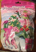 Playmobil Spring Fairy Princess with Pegasus Play Set #5351