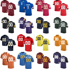 Custom NCAA College Football Jerseys - 31 Teams - Pick Your Own Name and Number