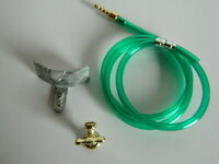 1/12TH SCALE DOLLS HOUSE  GARDEN  HOSE AND FITTINGS
