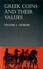 David R. Sear-Greek Coins And Their Values Volume BOOK NEW