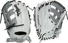 "Lefty Rawlings PRO1275SB-6WG 12.75"" Heart Of The Hide Fastpitch Softball Glove"