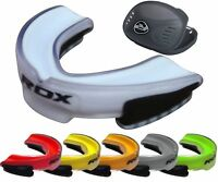 RDX Mouth Guard MMA Gum Sports Shield Mouthpiece Teeth Protector Mouthgaurd