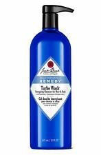 Jack Black Turbo Wash Energizing Cleanser Hair & Body 33oz - NEW FRESH AUTHENTIC