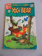 Yogi Bear (TV) 11 . Charlton 1972 -  G +