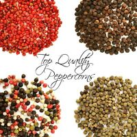Top Quality Whole Peppercorns, Black Green Pink Red Sichuan White Mixed Pepper