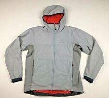 Men's Arcteryx Atom LT Gray Hoody Jacket Size XL