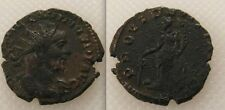 Collectable Roman Bronze Coin Victorinus (AD 268-270) Providence Standing /Lot 1