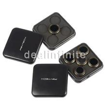 PGY G-UV ND4 ND8 ND16 ND32 CPL HD Lens Filters 6pcs Set for FPV DJI MAVIC Pro Dr