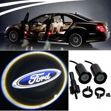 4 x Ford LOGO LAMPADINE A LED PROIEZIONE cortesia Ghost Shadow LIGHTS PORTA DECORATIVO