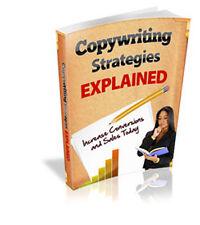 Effective Copywriting Strategies Revealed! Increase Sales Writing Good Copy (CD)