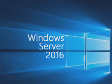 Windows Server 2016 Remote Desktop Services RDS 20 User CAL KEY LICENSE!@!@!