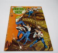 "Secret Six DC Comics November 1968 No.4 ""Escape for an Enemy"""