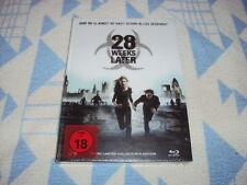 28 Weeks Later [Blu-ray/DVD]  Mediabook [Limited Edition] NEU OVP