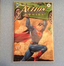 ACTION COMICS #1 REPRINT TONY DANIEL CONVENTION EXCLUSIVE COLOR VARIANT SUPERMAN