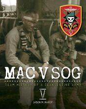 MAC V SOG: Team History of a Clandestine Army, Vol. V , Special Forces, Recon