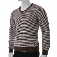 Gant, Cotton, Mens, Size M medium, V Neck Sweater Authentic