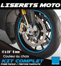 780306 Liser/é De Jantes R/&G Racing 17 Orange