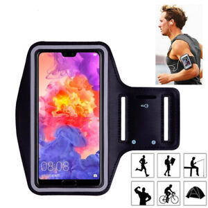 For Samsung S20FE S21 S8 S9 Plus Note 10 20 Sport Arm Band Case Phone Holder Bag
