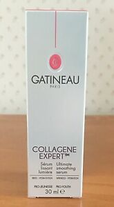 GATINEAU COLLAGENE EXPERT ULTIMATE SMOOTHING SERUM 30ml ** NEW/BOXED/SEALED