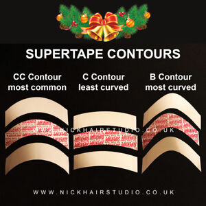 🔥WIG TAPE SUPERTAPE SUPER TAPE EXTRA STRONG LACE POLY - DOUBLE SIDED TAPE