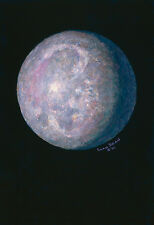 Alan Bean MONET'S MOON, giclee canvas #37/125