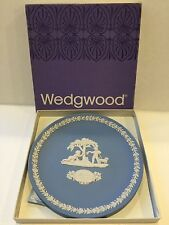 WEDGWOOD 1983 MOTHERS DAY PLATE J1983M BRAND NEW IN BOX MADE IN ENGLAND