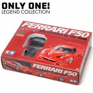 Tamiya 1/12 FERRARI F50 SEMI-ASSEMBLED DIE-CAST MODEL Ferrari F50 Metal Diecast