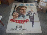 Scorpio Manifesto 2F Original 1973
