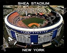 NY Mets - SHEA STADIUM - Souvenir Flexible Fridge Magnet