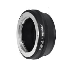 FOTGA Minolta MD/MC Lens To Sony E Mount NEX3 NEX-5 5R 5N 5C NEX-6 NEX-7 Adapter
