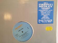 "MAXI 12"" STARGROOVE N°2 Medley CURTIS HAIRSTON MAJIK KOXO / JIMMY ROSS 880123"