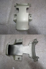 E1. Kawasaki Er 5Er 500 Panel Trasero Superior Centro Trasero Plata 14090-1305