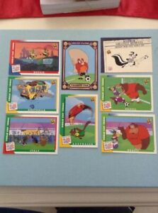 1994 Upper Deck Eight World Cup Toons W