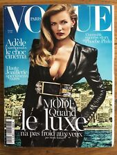 VOGUE PARIS 941 Oct 2013 - Phoebe PHILO Adele EXARCHOPOULOS MODE LUXE
